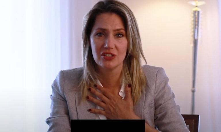 """Losada calentó la interna PRO con un video para Macri: """"¿Quiere regalarle una banca a Cristina?"""""""