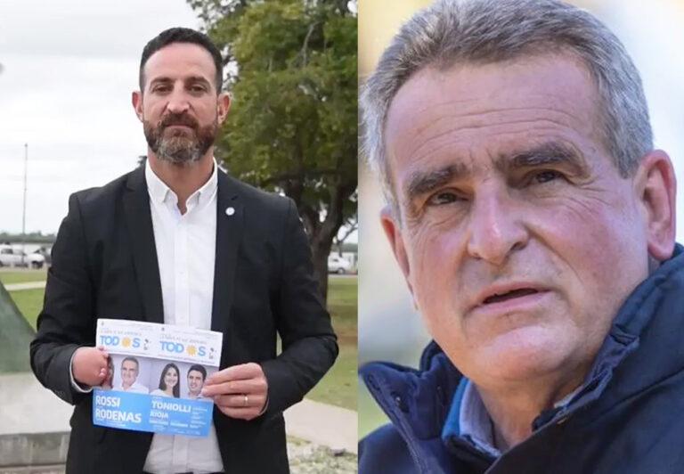 Sukerman, ministro de Perotti, blanqueó que votará por Rossi senador en las Paso