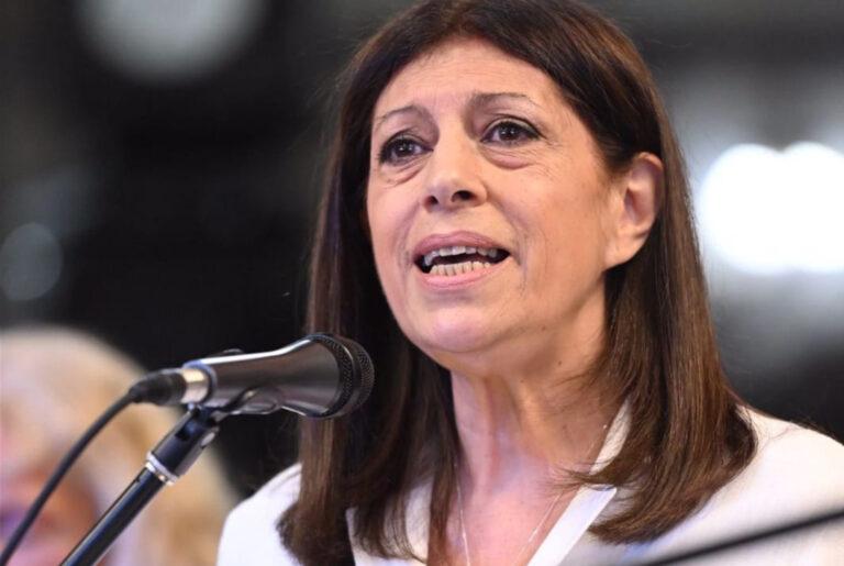 """Clara García: """"Queremos llegar al Congreso para decirle basta a una forma de gobernar que está agotada"""""""